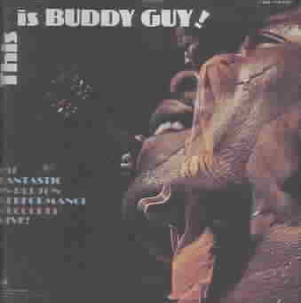 THIS IS BUDDY GUY BY GUY,BUDDY (CD)